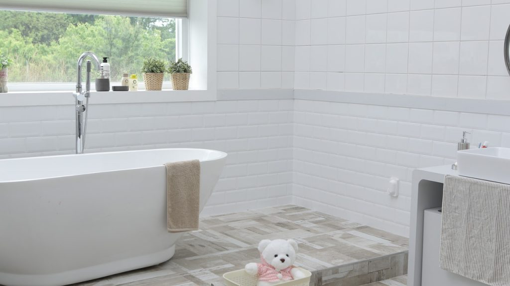 Goedkope wandtegels badkamer
